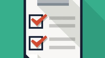 ICBC Accident checklist