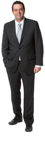 Adam Ueland, personal injury & ICBC claims lawyer at Simpson, Thomas & Associates.