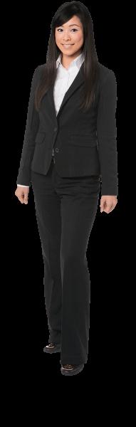 Abby Pang, personal injury & ICBC claims lawyer at Simpson, Thomas & Associates.