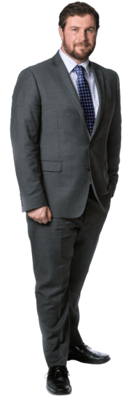 Troy McClennan, personal injury & ICBC claims lawyer at Simpson, Thomas & Associates.