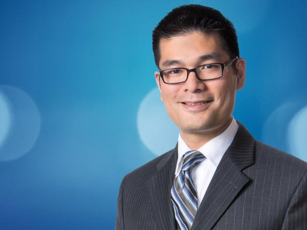 Stephen Yung, personal injury & ICBC claims lawyer at Simpson, Thomas & Associates.