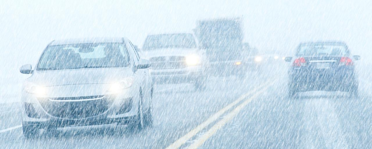 Abbotsford Personal Injury Lawyers Top 10 tips for safe winter driving